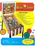 Wico - BIG TOP Pinball