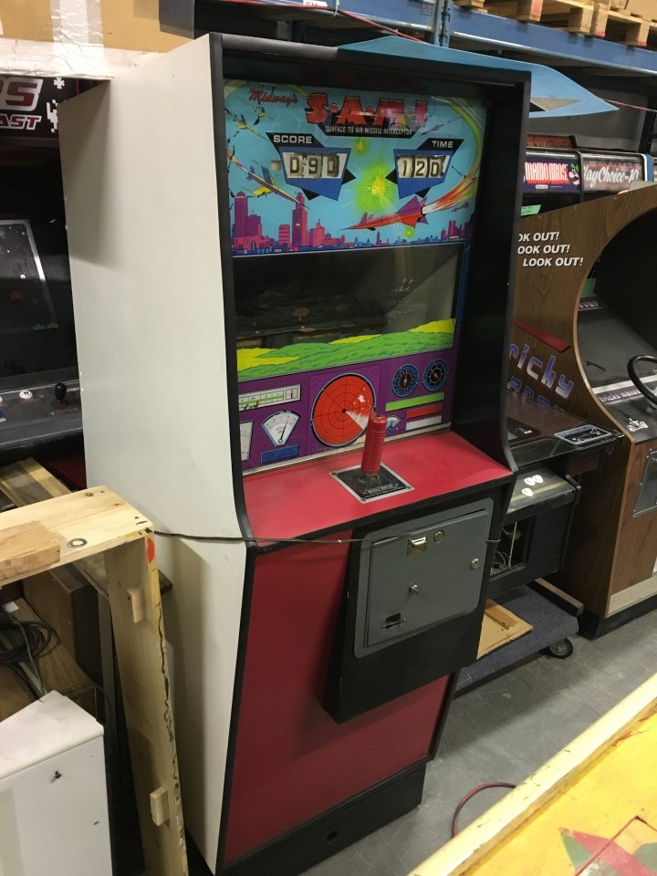Arcade Games for Sale on