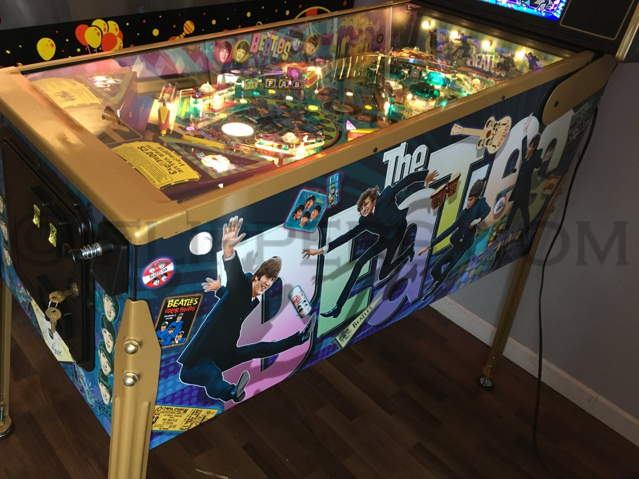 Pinball games for sale